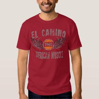amgrfx - camiseta 1965 del EL Camino Camisas