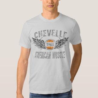 amgrfx - camiseta 1969 de Chevelle Poleras