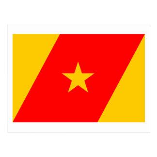 Amhara Flag Postcard