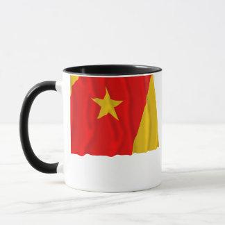 Amhara Waving Flag Mug