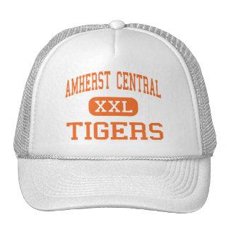 Amherst Central - Tigers - High - Amherst New York Trucker Hat
