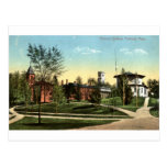Amherst College MA Vintage 1912 Postcards