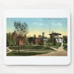 Amherst College Repro Vintage 1912 Mouse Pads
