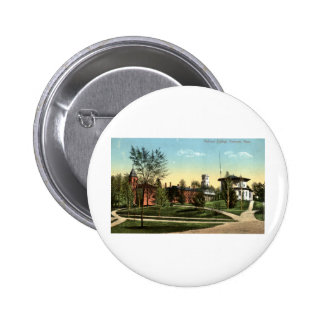 Amherst College Repro Vintage 1912 Pinback Button