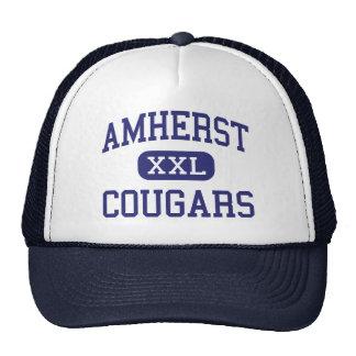 Amherst - Cougars - Junior - Amherst Virginia Trucker Hat