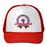 Amherst, MA Mesh Hats