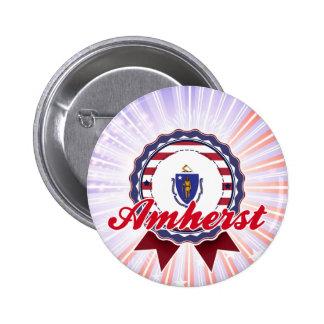 Amherst, mA Pin
