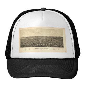 Amherst, Massachusetts in 1886 Trucker Hat