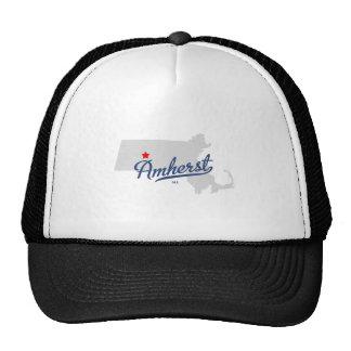 Amherst Massachusetts MA Shirt Trucker Hat