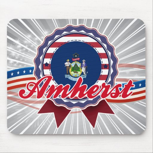 Amherst, ME Mouse Pads