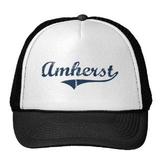 Amherst New York Classic Design Trucker Hat