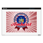 Amherst, NY Laptop Decal