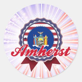Amherst, NY Stickers