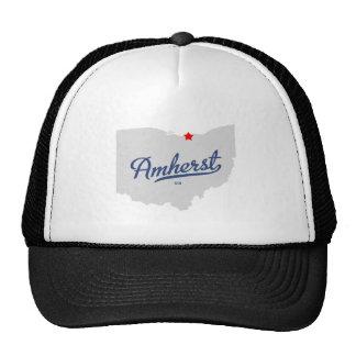 Amherst Ohio OH Shirt Trucker Hat