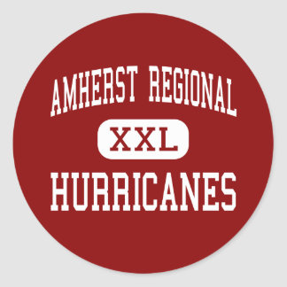 Amherst Regional - Hurricanes - Middle - Amherst Sticker