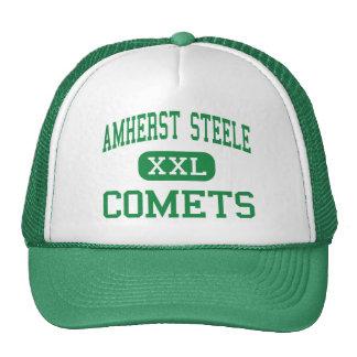 Amherst Steele - Comets - High - Amherst Ohio Trucker Hat
