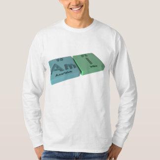 Ami as Americium Am and Iodine I T-Shirt