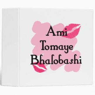 Ami Tomaye Bhalobashi - bengalí te amo