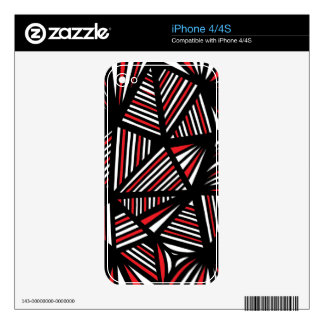 Amiable Fetching Pioneering Admire Skin For iPhone 4