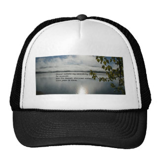 Amicability Trucker Hat