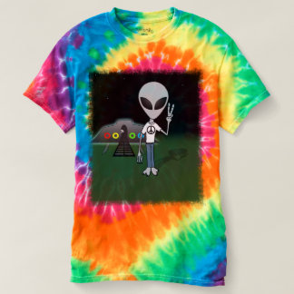 Amicable Alien Tshirts