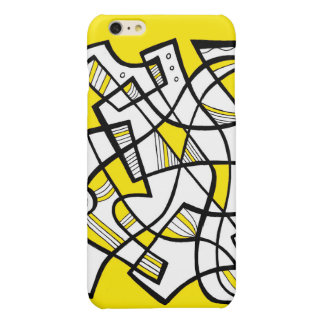 Amicable Ecstatic Diligent Flourishing Glossy iPhone 6 Plus Case