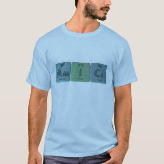 Amice-Am-I-Ce-Americium-Iodine-Cerium T-Shirt