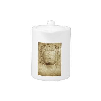 Amida Buddha Teapot
