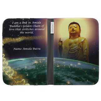 Amida s Golden Chain of Love 2 Kindle Cases