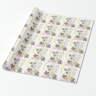 amida wrapping paper