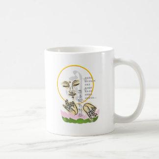 amida_zu classic white coffee mug