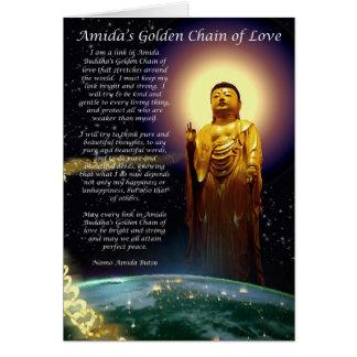 Amida's Golden Chain of Love 1 Card