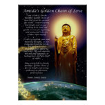 Amida's Golden Chain of Love 1 Posters