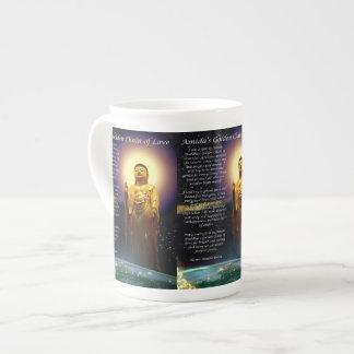 Amida's Golden Chain of Love 1 Tea Cup