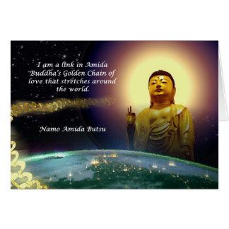 Amida's Golden Chain of Love 2 Card