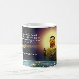 Amida's Golden Chain of Love 2 Coffee Mug