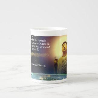 Amida's Golden Chain of Love 2 Tea Cup