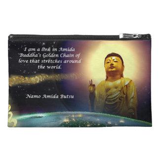 Amida's Golden Chain of Love 2 Travel Accessory Bag