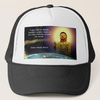 Amida's Golden Chain of Love 2 Trucker Hat