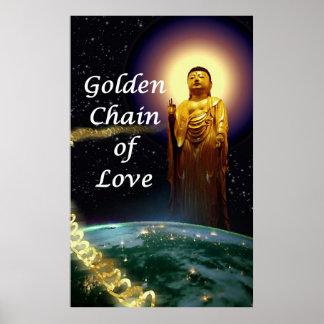 Amida's Golden Chain of Love 3 Print