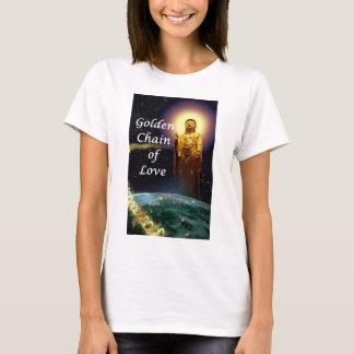 Amida's Golden Chain of Love 3 T-Shirt