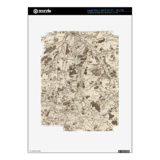Amiens Decals For iPad 3
