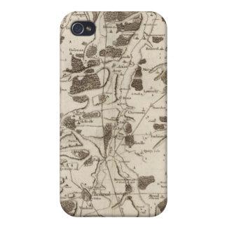 Amiens iPhone 4 Carcasas