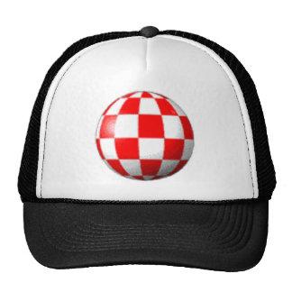 AMIGA BOING BALL TRUCKER HAT