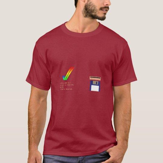 Amiga Kickstart 4.3 (Walker Beta) T-Shirt
