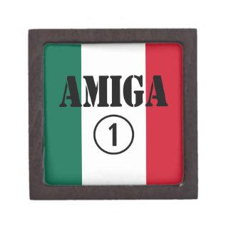 Amigas mexicanas: Uno de Amiga Numero Caja De Regalo De Calidad