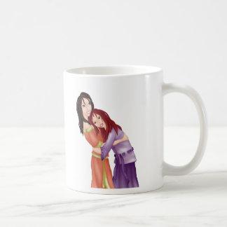 amigas coffee mug