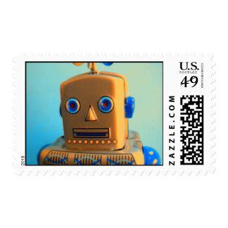 Amigo 2000 del robot envio