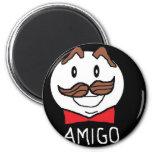 AMIGO, AMIGO IMÁN REDONDO 5 CM