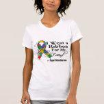 Amigo - cinta del autismo camiseta